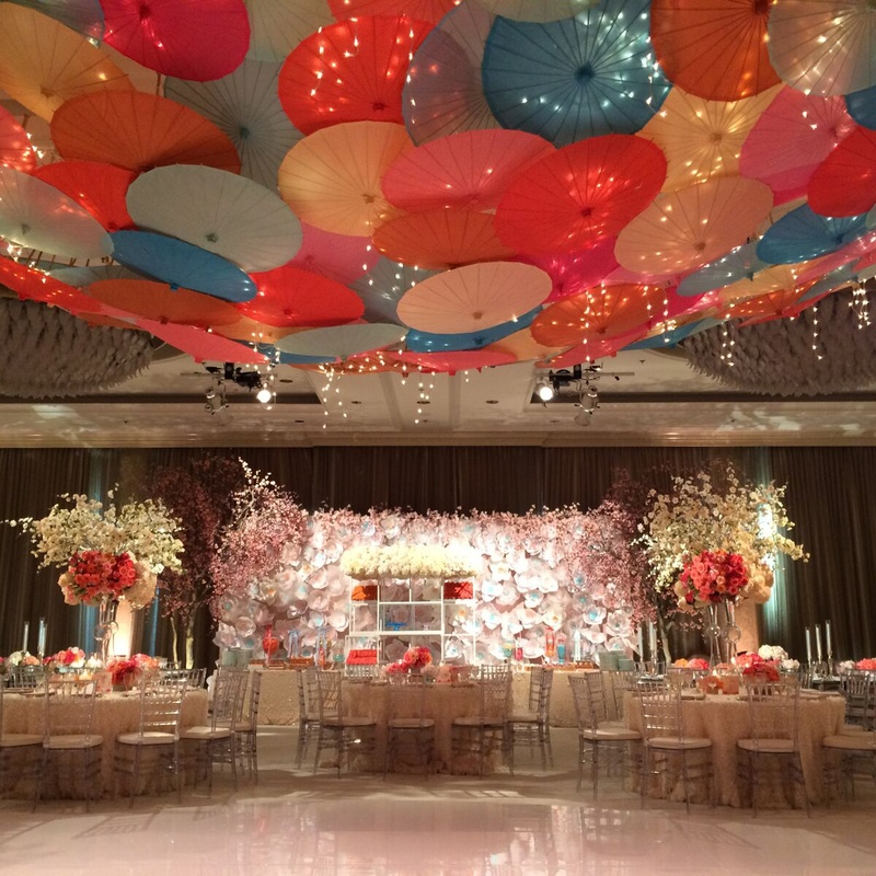 Bat Mitzvah at The Four Seasons Hotel Beverly Hills