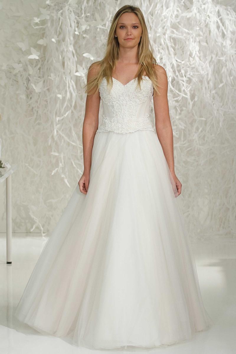 Wedding dresses photos keo corset ahsan skirt by for Wedding dresses with corset top
