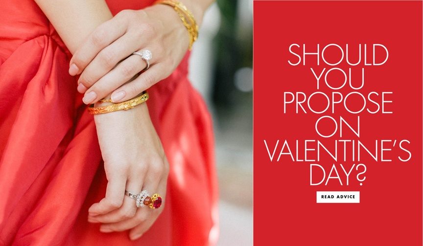 Is a Valentine's Day Proposal Right for You?