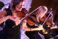 ken arlen orchestra ceremony musicians violin viola strings