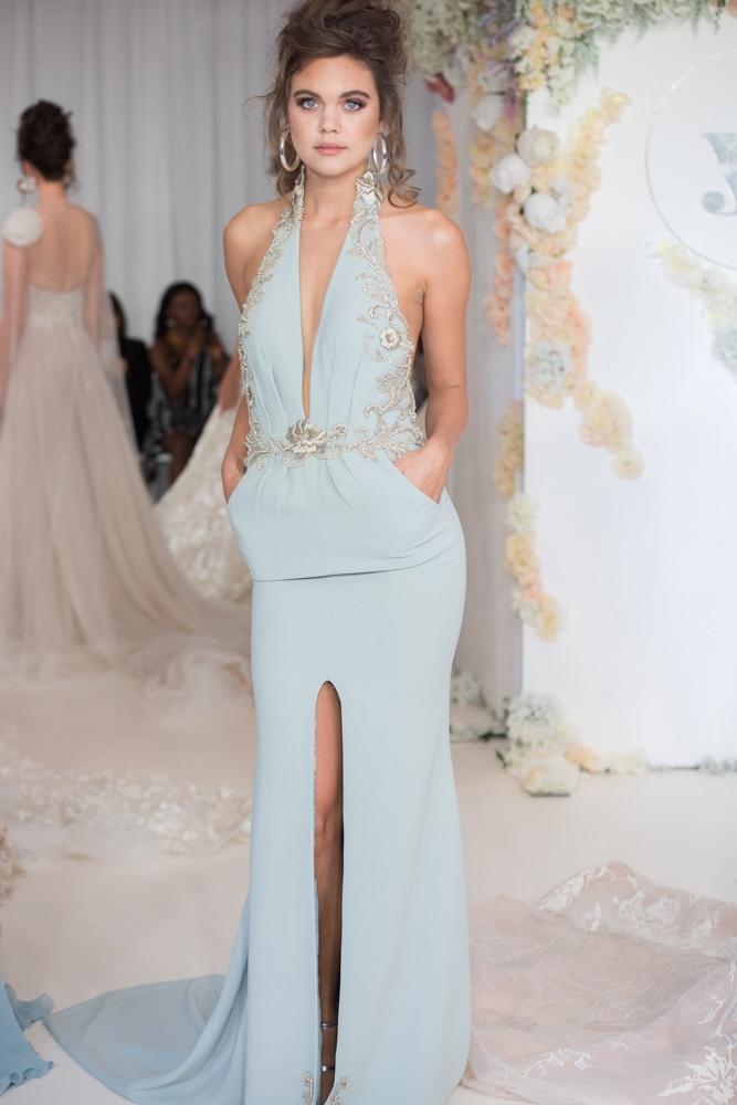 Wedding Dresses Photos - Look 28 by Julie Vino 2018 - Inside Weddings