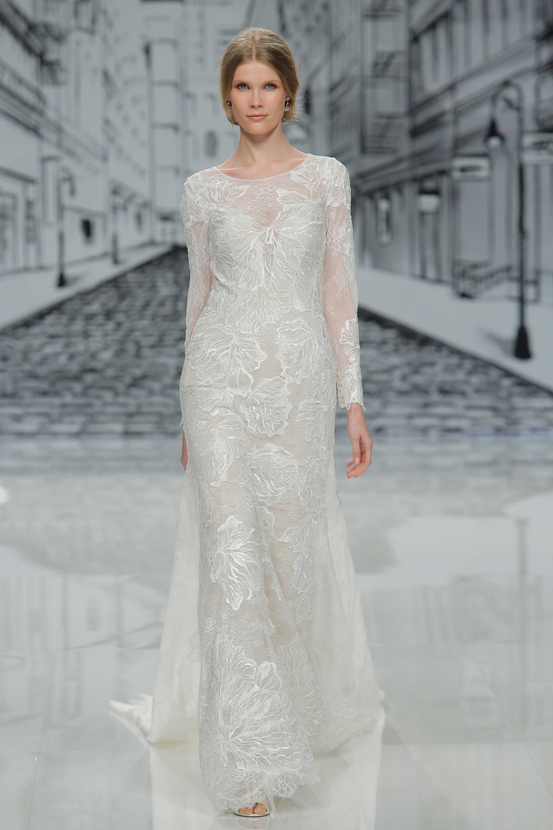 Wedding Dresses Photos - Style 9856 by Justin Alexander Signature ...