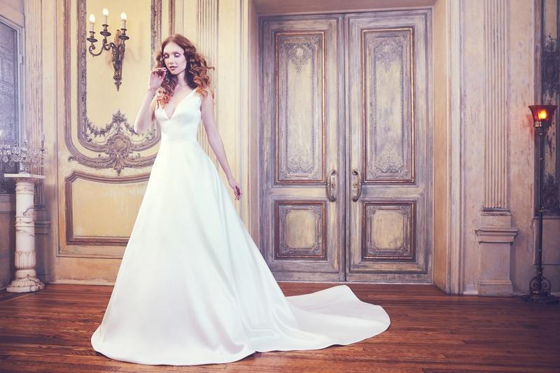 Bridal Fashion Week: Sareh Nouri Spring 2018 - Inside Weddings