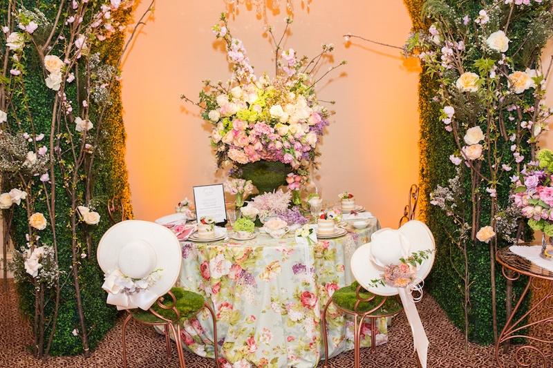 Showers Parties Photos Tea Hat Wedding Favors Inside Weddings