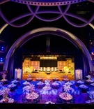 Wedding reception at Kodak Theatre in Los Angeles
