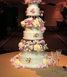 Sylvia Weinstock flower wedding cake