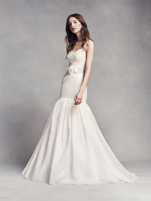 Classic Wedding Dresses With Modern Details By White By