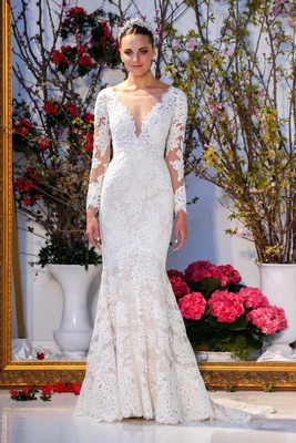 018cf8f8773dc Get the Bridal Look of Ciara with These Similar Wedding Dresses ...