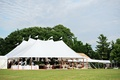 Tented wedding reception in a private residence in Mohrsville, Pennsylvania