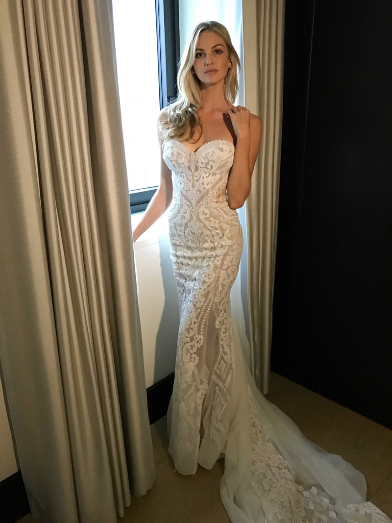 1d6e38c378273 ... fall 2018 emilia lace applique tulle sweetheart bust cut out back  detail detachable · pallas couture champagne backless beach wedding dress  sheer jewel ...