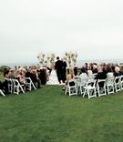 Montage Laguna Beach hilltop in-the-round marriage