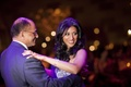 Actress Reshma Shetty dances with her father at her wedding reception