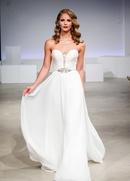 Anne Barge Olive Blue Willow Bride Wedding Dress
