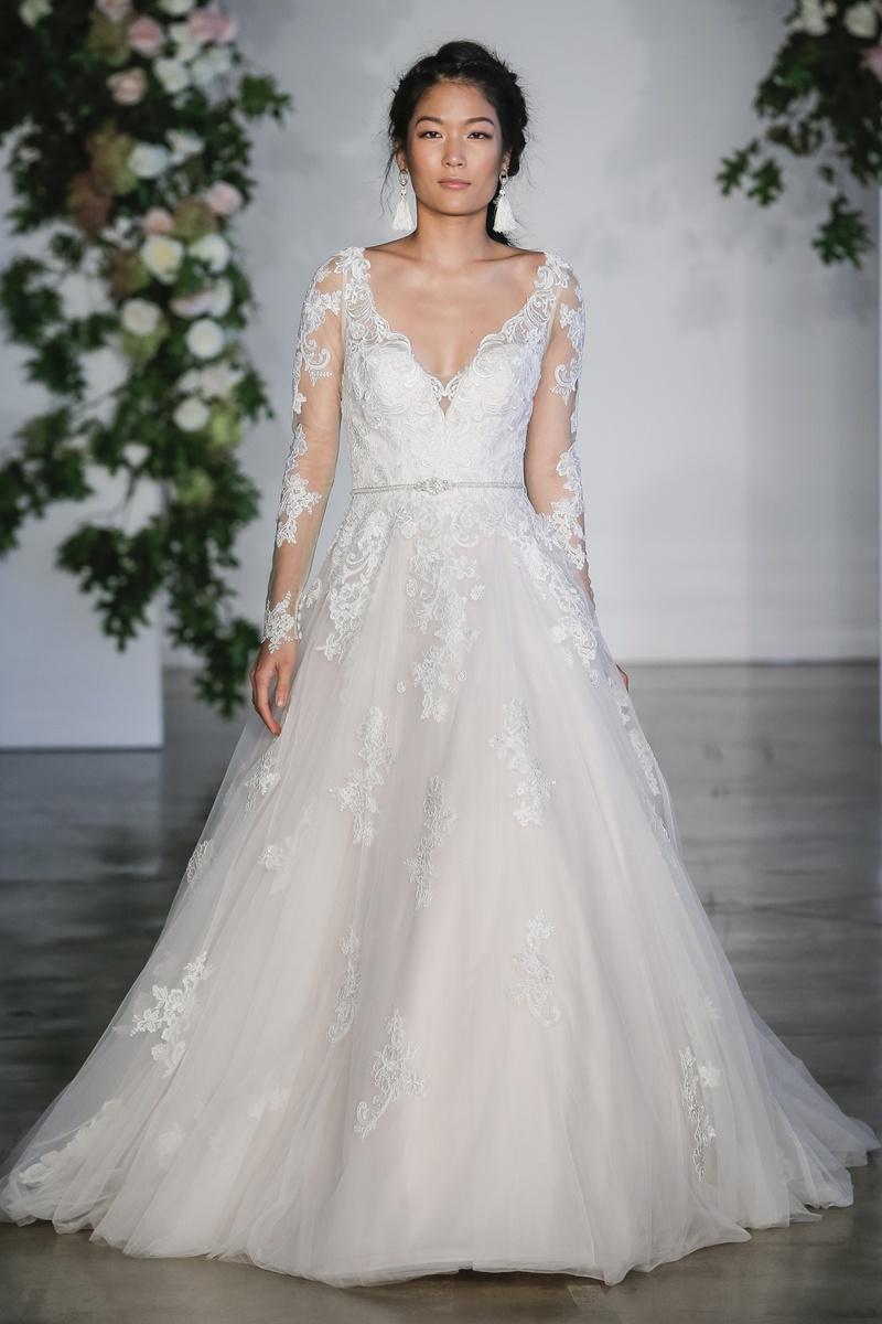 Bridal Fashion Week: Morilee Fall 2018 - Inside Weddings