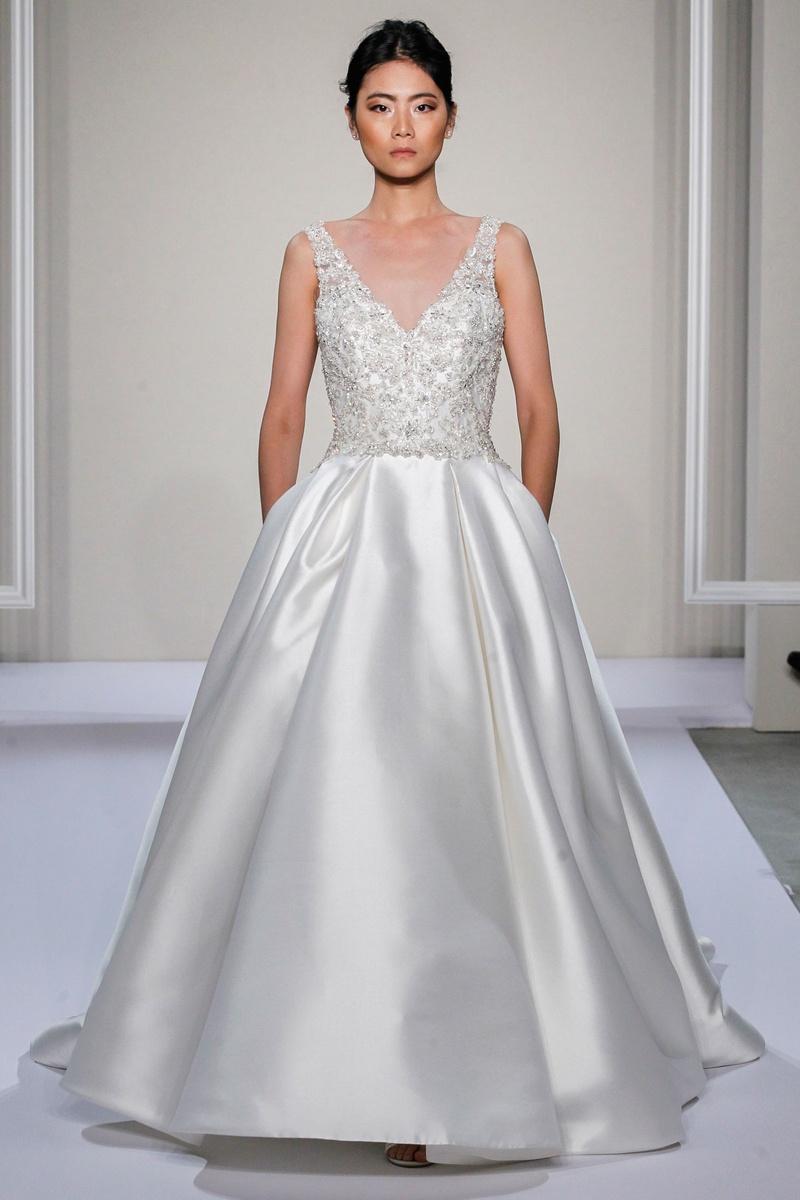 Wedding Dresses: Dennis Basso for Kleinfeld Bridal 2016 - Inside ...