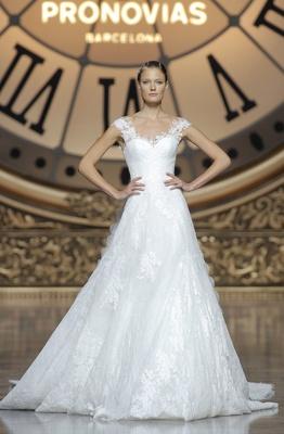 Atelier Pronovias 2016 Viorel Wedding Dress