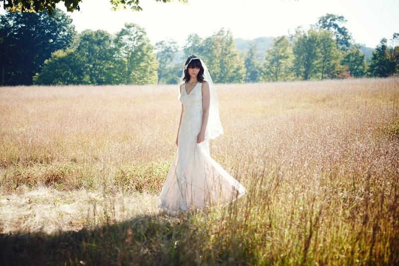 Wedding Dresses Photos Pendleton From Bhldn Inside Weddings