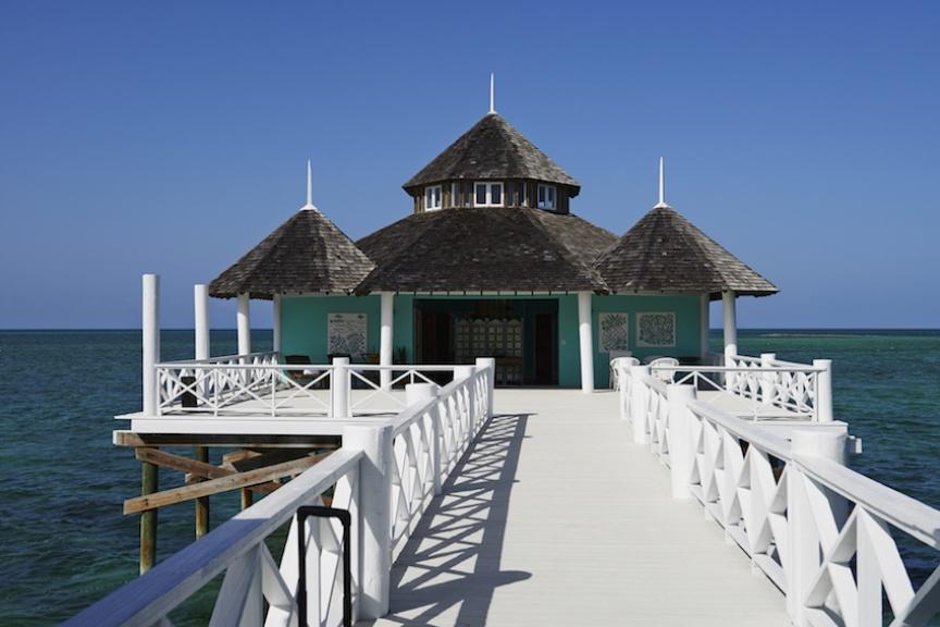 Bahamas destination wedding honeymoon venue