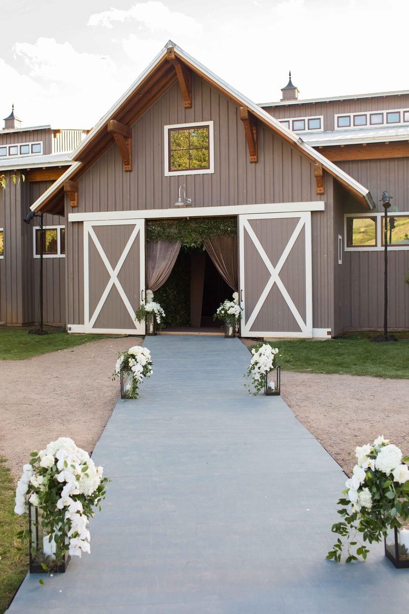 Barn Wedding Venues.Locations Venues Photos Barn Wedding Venue In Aspen Inside