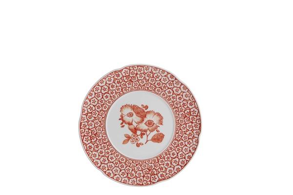 Coralina by Oscar de la Renta for Vista Alegre dessert plate