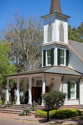 Montage Palmetto Bluff chapel South Carolina wedding venue ideas