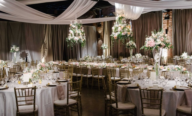 Touching Christian Wedding with Soft Floral Detailing in Nashville