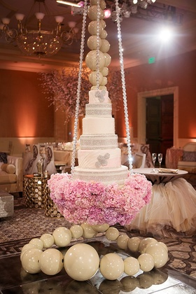 Tamra Barney & Eddie Judge Wedding Cake