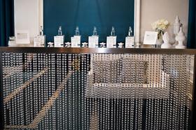 Crystal beading and DIY perfume bar