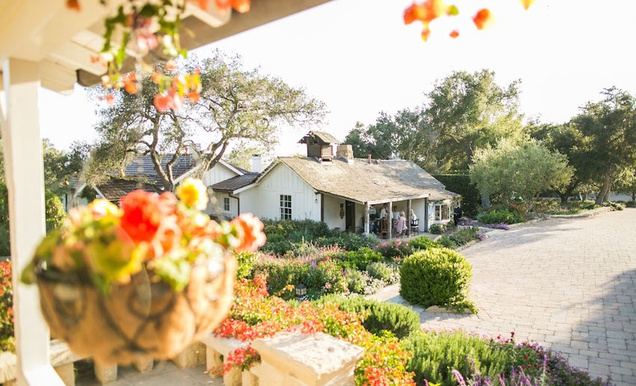 Charming Rustic Elopement With Outdoor Ceremony In Santa Barbara Inside Weddings