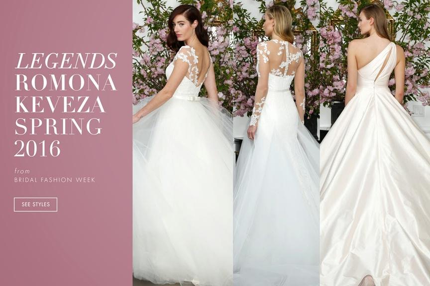 Legends Romona Keveza bridal collection