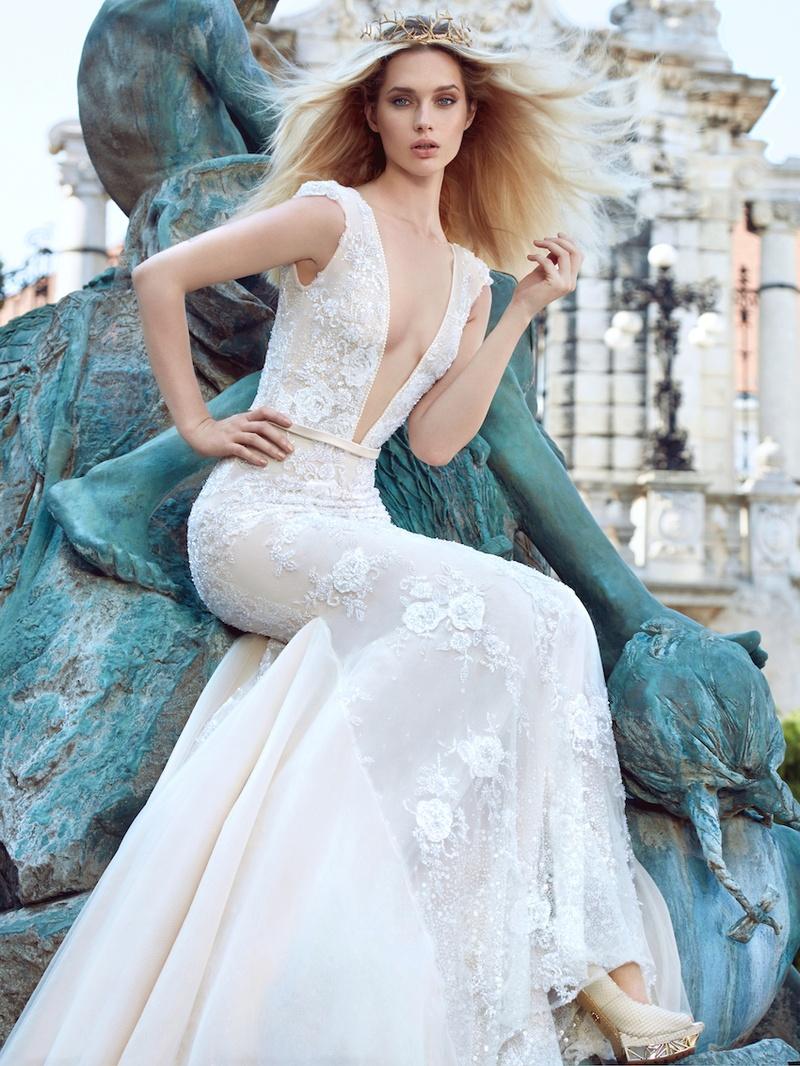 Wedding Dresses: Galia Lahav \