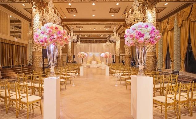 New York Yankees Infielder Marries in Opulent Chicago Soirée