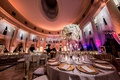 Wedding reception in the rotunda of The Westin Colonnade, Coral Gables