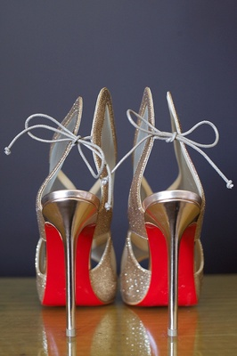 Christian Louboutin Bridal Shoes