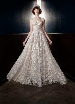 intricate victorianinspired wedding dressesgalia
