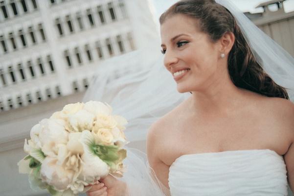 Downtown Los Angeles Spring Wedding - Inside Weddings