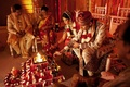Havan, Rajaham, Mangalphera Hindu wedding