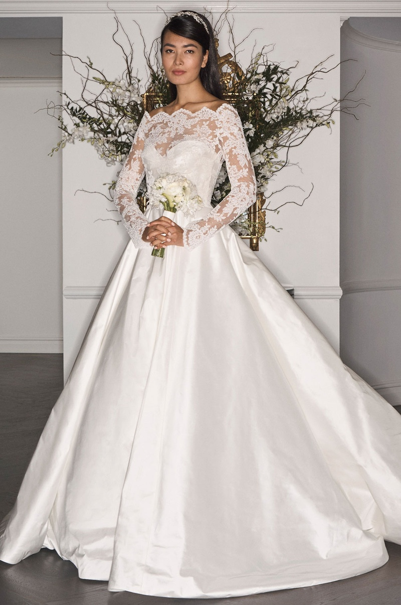 Bridal Week: Legends Romona Keveza Fall 2017 - Inside Weddings