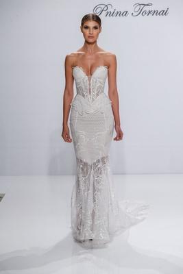 Wedding Dresses: Pnina Tornai for Kleinfeld 2017 Dimensions Bridal ...