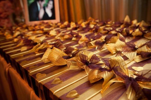 L'Etoile Chocolatiers plum and gold chocolates