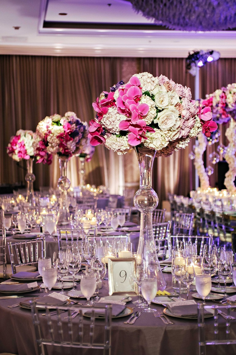 Reception D 233 Cor Photos Hydrangea Rose Amp Orchid Tall