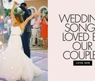 wedding songs loved by inside weddings couples for their first dance