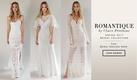 Romantique by Claire Pettibone Spring Summer 2017 California Dreamin' bridal collection