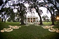 Houmas House Plantation in Darrow, Louisiana Southern wedding venue for outdoor ceremony