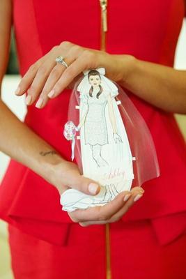 The Bachelorette's diamond engagement ring