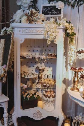 pia toscano american idol jimmy ro smith jennifer lopez wedding dresser sweets cake pops treats