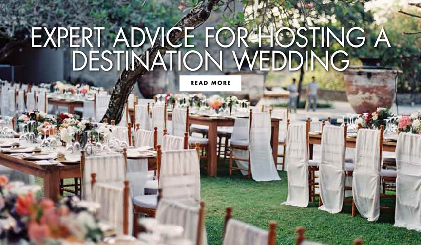 expert advice for hosting a destination wedding weekend beth helmstetter events