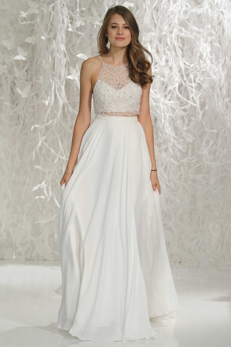 Wedding Dresses Photos Vanu Top Ruby Skirt By