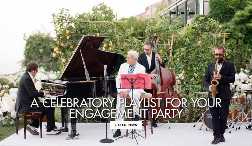 A celebratory playlist for your engagement party best songs to celebrate