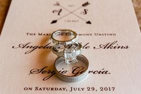 Pro Golfer 2017 Masters Tournament winner PGA tour Sergio Garcia wedding rings engagement ring